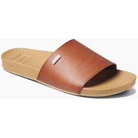 Reef Cushion Scout Sandals Women, beige/naranja